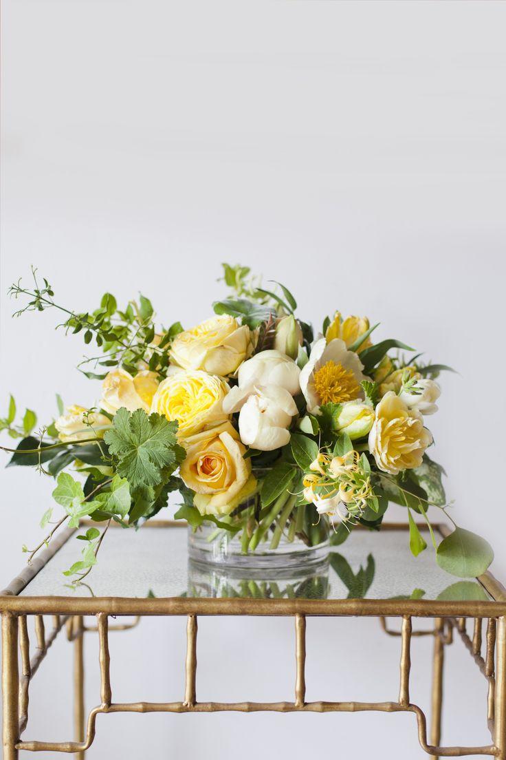 Mother's Day arrangement from Isari Flower Studio. San Diego florist.