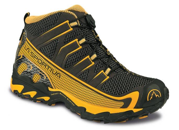 La Sportiva: Falkon Gtx Black/Yellow