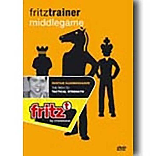 Fritz Trainer Middlegame The Path to Tactical Strength * Want additional info? Click on the image.