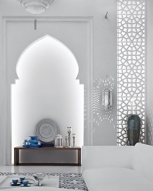 (33) Moroccan Living on Behance | Render | Pinterest