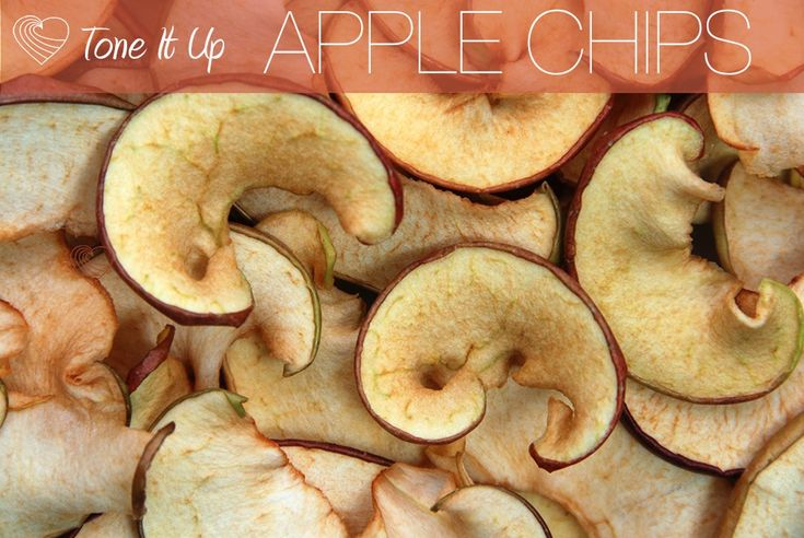 Apple Chips from the Tone It Up Community! Have you created your profile yet? Community.toneitup.com. This recipe was shared from Eating Well Magazine! Here's how to do it in a home oven: 1. Position racks in the upper and lower thirds of... #applechips #healthyapplechips #healthyapplechipsrecipe