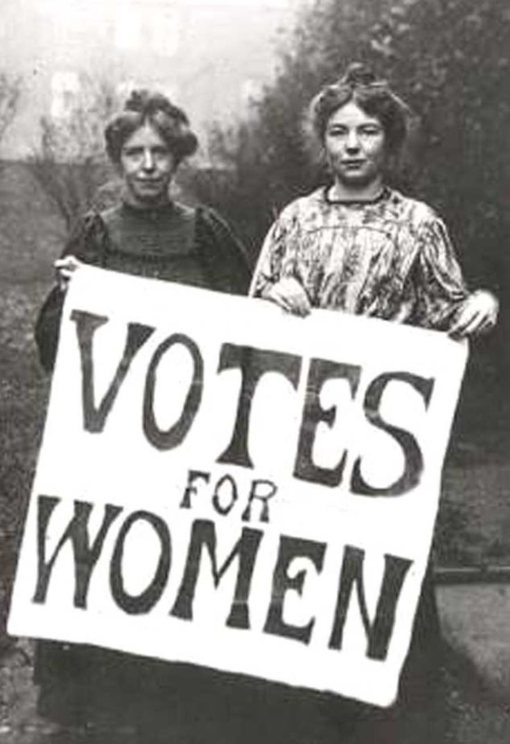 In honor of National Women's Day 2012.  Thank you!