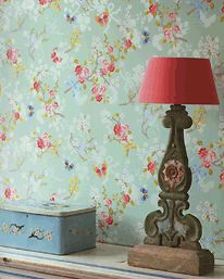 Pip studio, chinese rose 06. Kök i lilla huset?