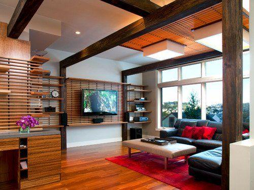 die besten 25 tv wandpaneel ideen auf pinterest fernseh schr nke schwebendes tv ger t und tv. Black Bedroom Furniture Sets. Home Design Ideas