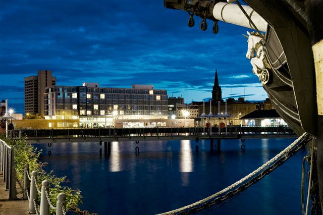 Apex City Quay Hotel and Spa, Dundee, Scotland, UK « Scotlist.biz Search find holiday accommodation business products Scotland