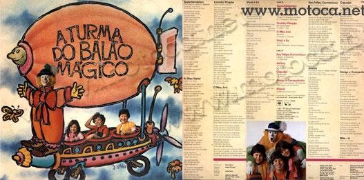 Disco Balao Magico