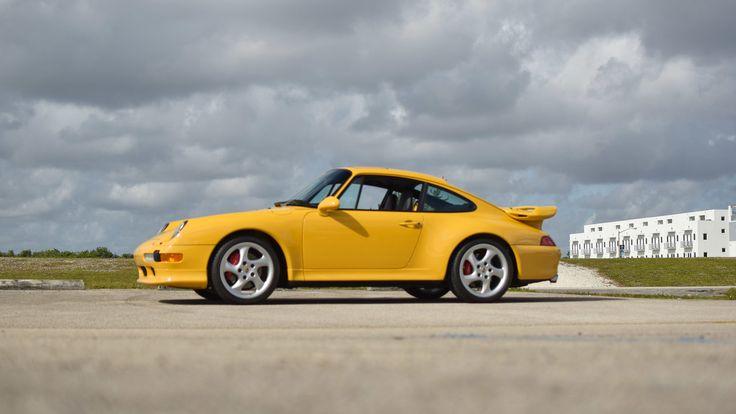 1997 Porsche 911 Carrera 4S - 2 - Print Image