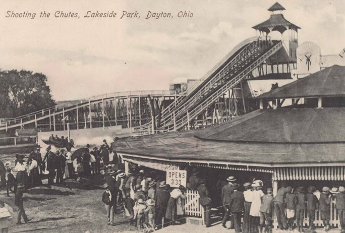 190 best dayton history images on pinterest dayton ohio gems and jewel for Hood river swimming pool hours