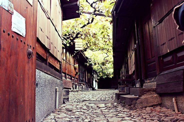 Arasta Bazaar / Kastamonu-Turkey