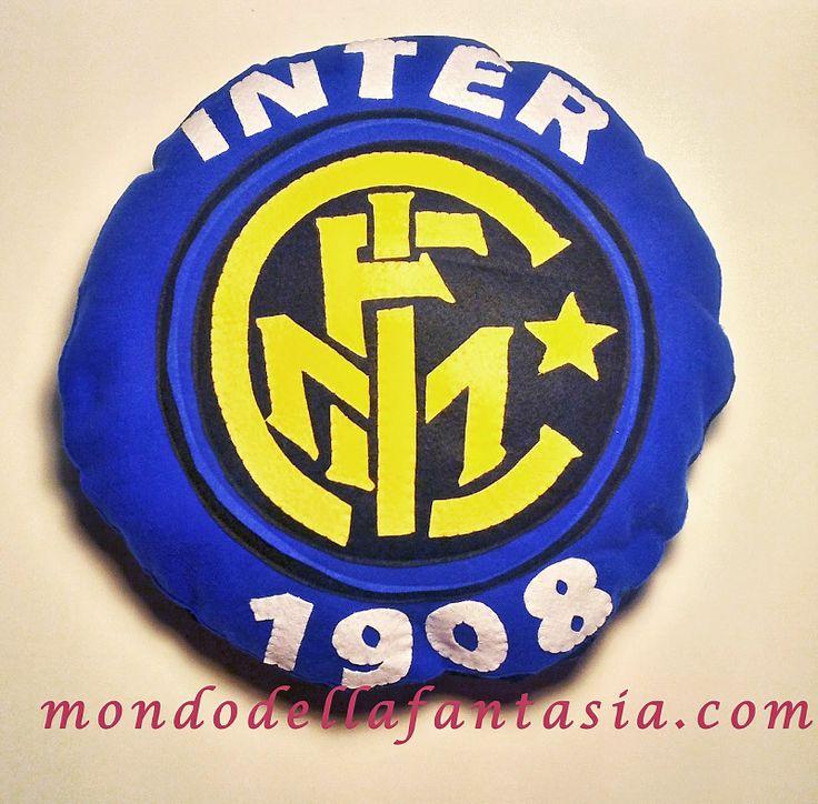 Mondo Della Fantasia: Cuscino scudetto Inter!!!