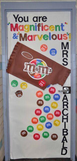 Children's Learning Activities: Teacher Appreciation Week: Door Decorations