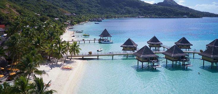 Le Moana Resort - Fransız Polinezyası, Bora Bora Adaları