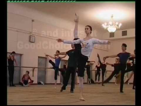 svetlana.Zakharova in Class by Laurent Gentot