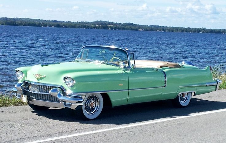 1955 Cadillac Eldorado convertible..Re-pin brought to you by agents of #Carinsurance at #HouseofInsurance in Eugene, Oregon