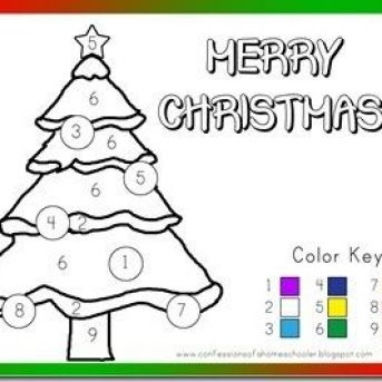 preschool christmas activities free printables