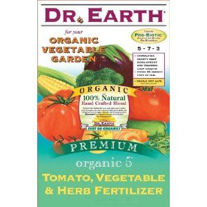 8 Best Organic Fertilizers For Vegetables Images On