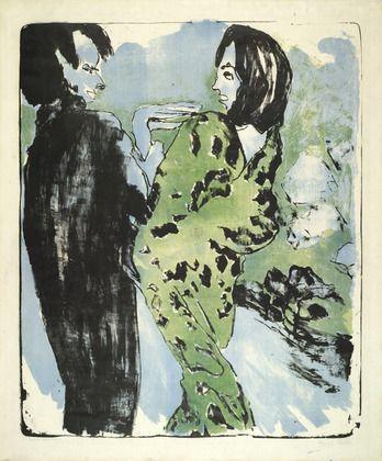 german expressionism Emil Nolde 1913