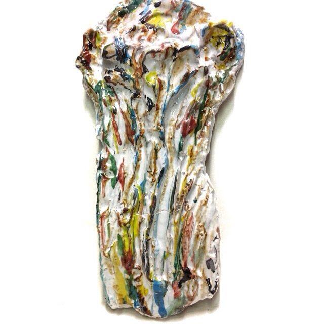 ERNESTO TRECCANI SCULTURA CROCEFISSO 59x30 cm PEZZO UNICO ☲☲☲☲☲☲☲☲☲☲☲☲☲☲☲☲☲☲☲☲ SCULPTURE CRUCIFIX (unique piece)