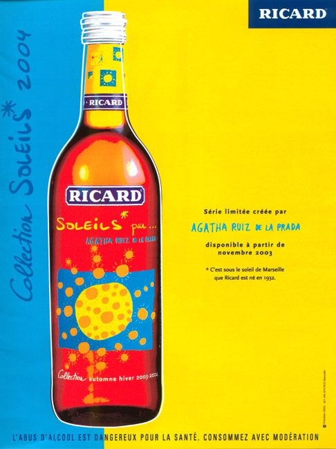 Ricard - Collection Soleils 2004 / 1