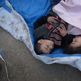 45 fotos desgarradoras que ilustran la crisis de los refugiados en Europa