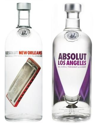 Absolut New Orleans - Absolut Los Angeles