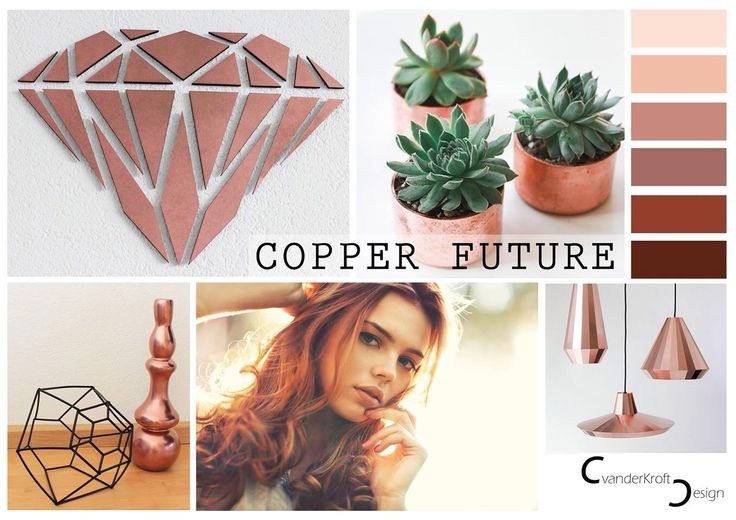 Copper Future - Woontrend 2015 - KroftDesign