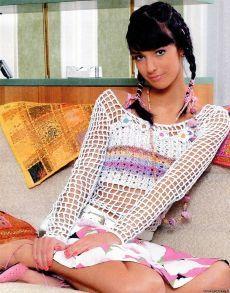 Кофты, жакеты, свитера для женщин крючком » Страница 4 » «Хомяк55» - всё о вязании