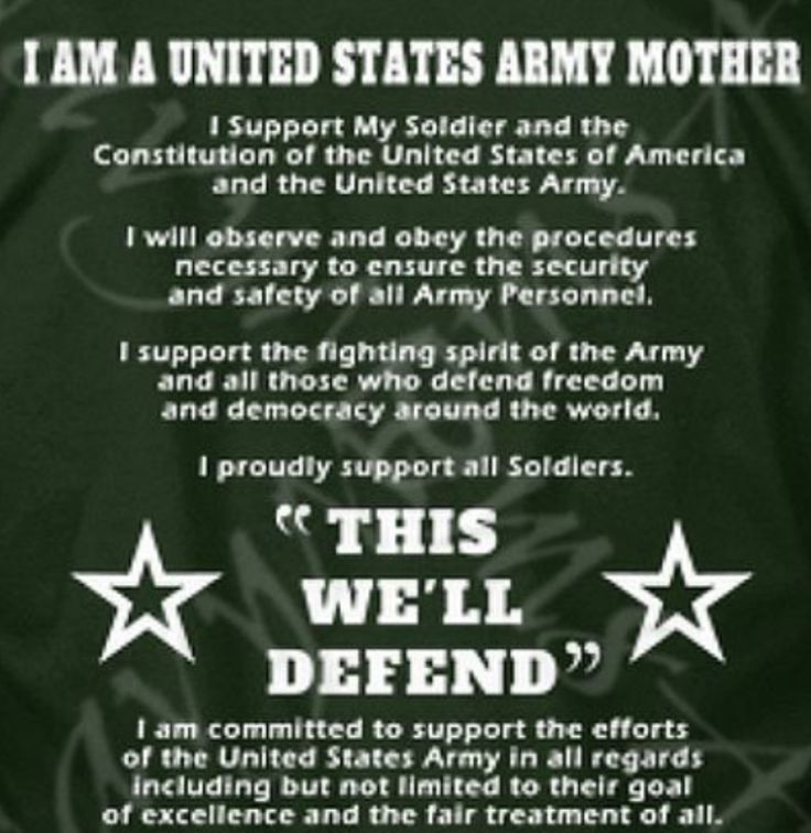 I AM an Army Mom! ALL Military Lives MATTER!