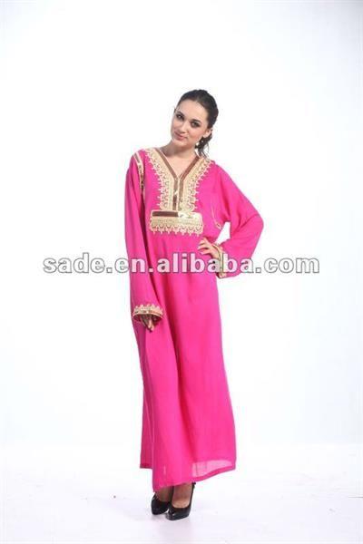 Рубашка в арабском стиле