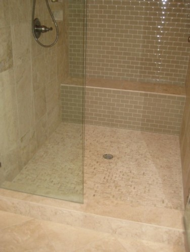 1000 Images About Bathroom Remodel On Pinterest Shower Tiles Allen Roth And White Subway Tiles