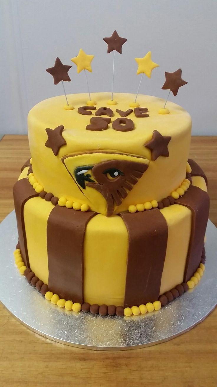 18 Best Hawks Cakes Images On Pinterest Falcons Hawks
