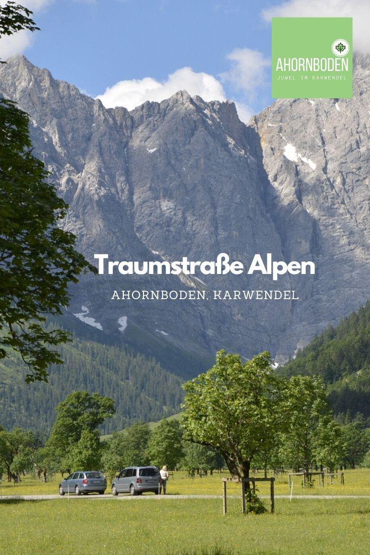 Mautstrasse Eng Uber Den Ahornboden Ins Karwendel In 2020