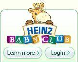 HEINZ BABY Food :: Staging System ? Food, Juice & Snacks