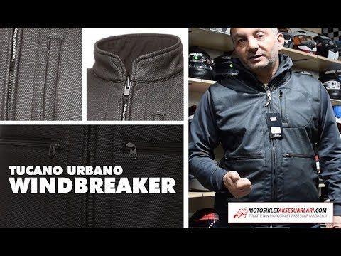 Rüzgar Keser - Tucano Urbano Windbreaker Yelek