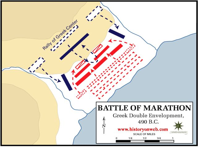 The Battle of Marathon, 490 BC http://www.historyonweb.com/