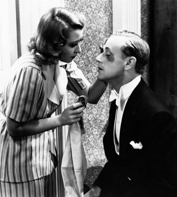 "Image detail for -Joan Blondell and Leslie Howard in ""Stand-In"" (1937)"