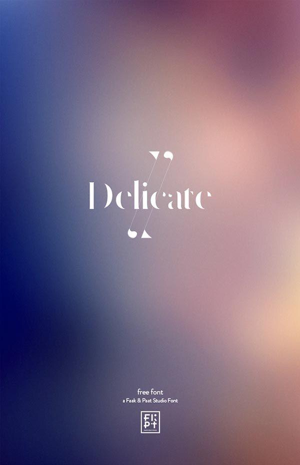 typographie-gratuite-DELICATE_2