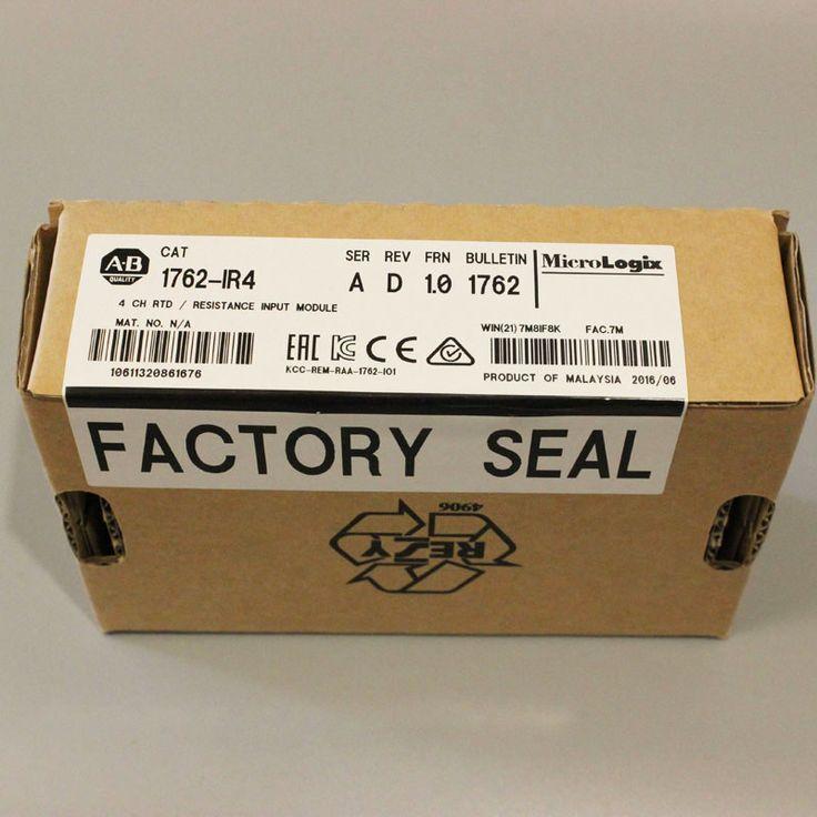 Allen Bradley AB Micrologix 1762-IR4 SER A Input Module