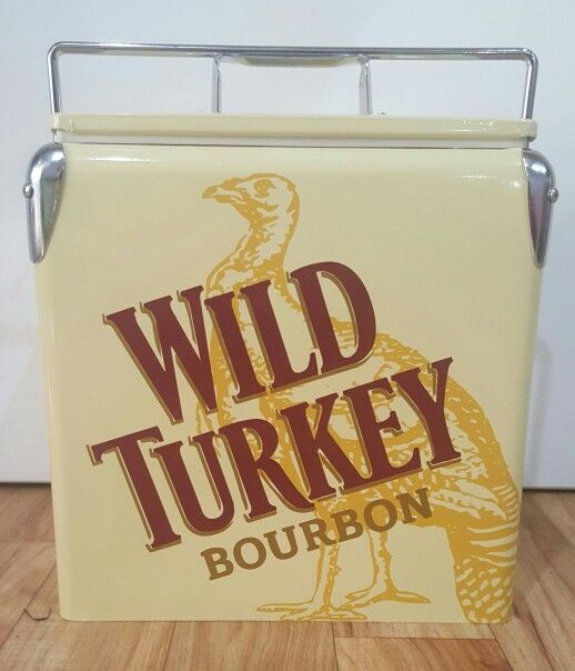 Wild turkey chilli bin by chilli bin designs https://m.facebook.com/Chillibindesigns/