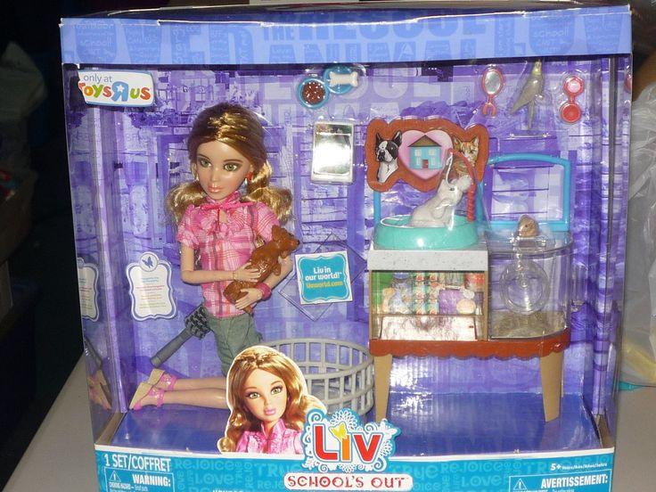 2010 LIV DOLL School's Out PET ADOPTION CENTER  Hamster Cage NEW IN BOX in Spielzeug, Puppen & Zubehör, Mode-, Spielpuppen & Zubehör | eBay!
