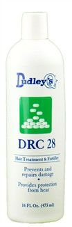 Dudley's DRC 28 Hair Tretment & Fortifier