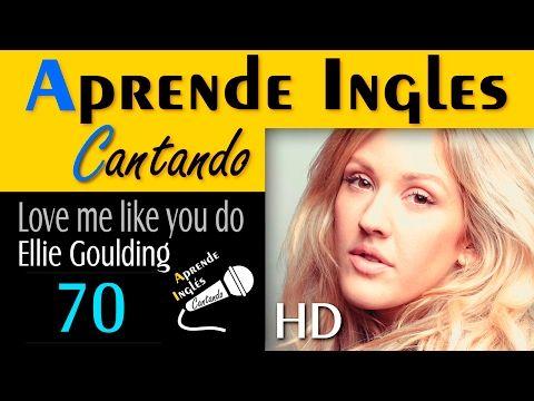 APRENDE INGLÉS CANTANDO 70 - YouTube