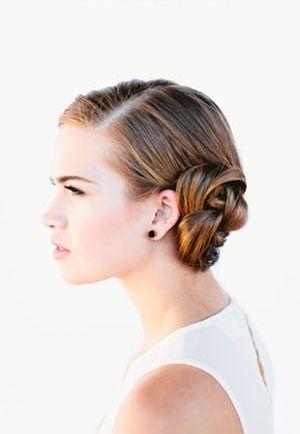 Topuz Nasıl Yapılır - Bayan Saç Modelleri - Saç Modelleri