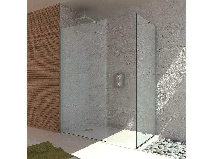 Box doccia angolare italo angolo collezione italo by tda - Box doccia design minimale ...