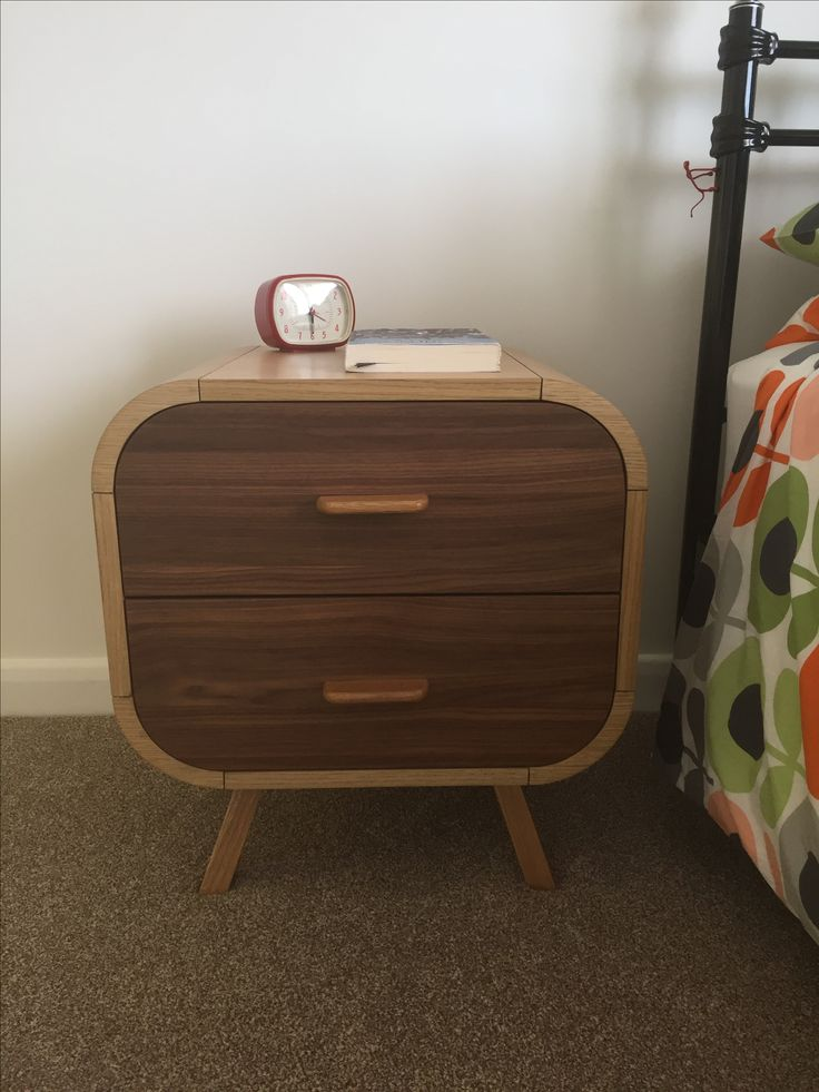 Retro bedside table -  It's awesome !