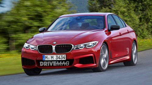 2019 Bmw 3 Series G20 Won T Look That Similar To The 5 Series After