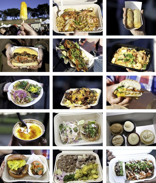 115 best fast food trucks images on pinterest food carts food off the grid san francisco eat all the food truck foods forumfinder Choice Image