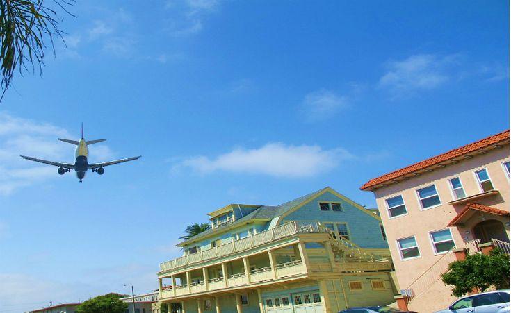Morar próximo a aeroportos pode ser prejudicial à saúde devido resquícios químicos de combustíveis