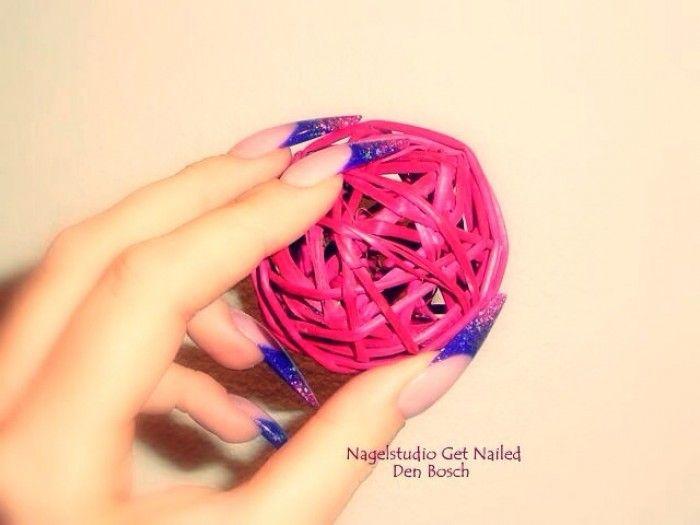 #Nailfie door Wendy Laros