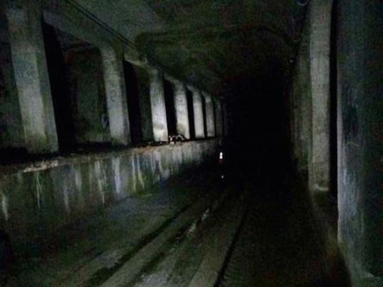 Satan's Hollow, Ohio- This creepy underground tunnel system has been dubbed 'Satan's Hollow' by many as, according to legend, it acted as a meeting ground for Satanists in the 1960's.
